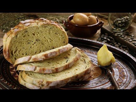 Domaći kruh od pire krompira - kruh iz lonca - kako iskoristiti pire krompir - hljeb od krompira