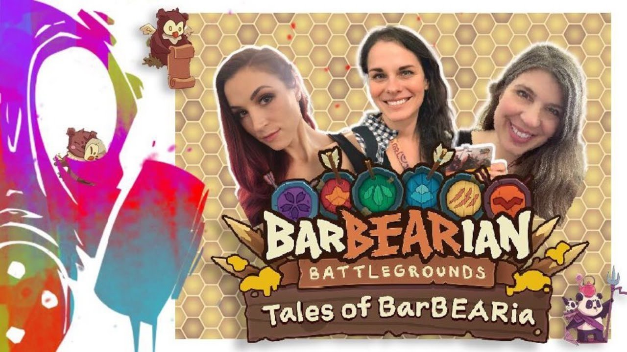 Girls Stampede - Tales of BarBEARia