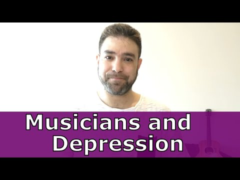Musicians and Depression\Anxiety (Please Watch This)