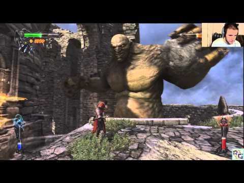 "Castlevania : Lords of Shadow "" Parte 17 - Fortaleza de Montaña + Reto"""