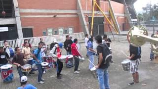 La Murga del Indigente 2014 - Samba Reggae