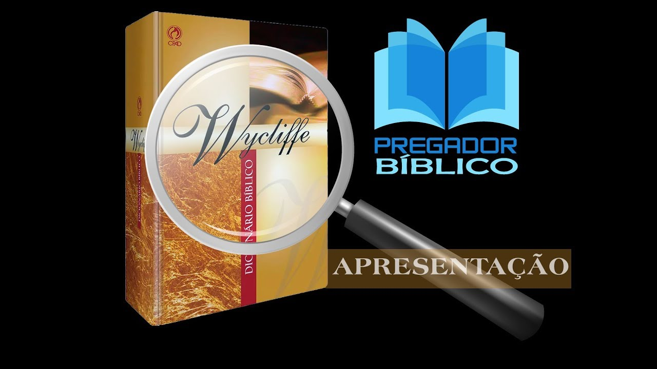 Dicionario Biblico Wycliffe Pdf