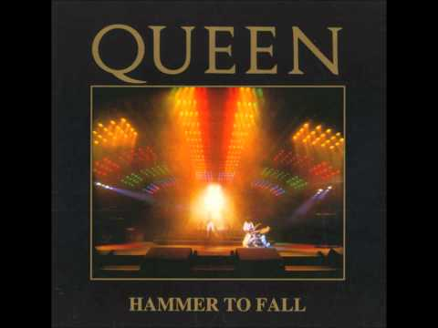 Queen - Hammer to Fall (Hollywood Records Remix)