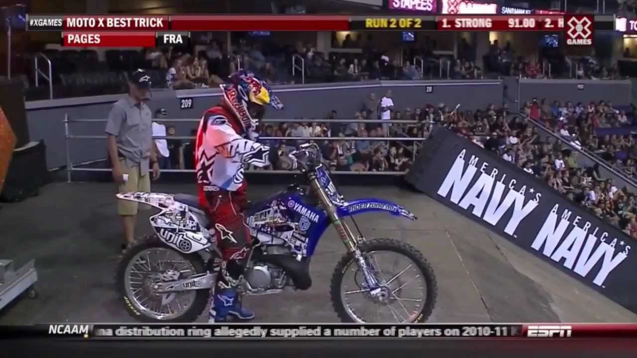 special flip tom pages x games moto x best trick 2012