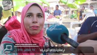 بالفيديو| إجازة عيد الاضحي (2×1) على شواطئ الإسكندرية