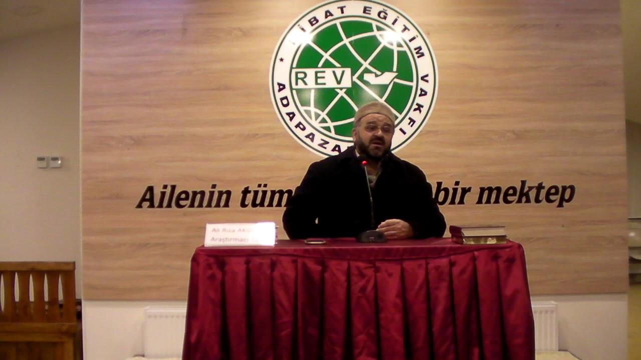 Araçtırmacı Yazar Ali Rıza AKGÜN