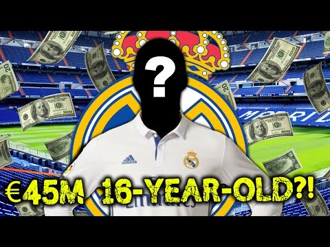 Real Madrid To Sign Worlds Most Expensive Teenager For €45 Million?! | Transfer Review