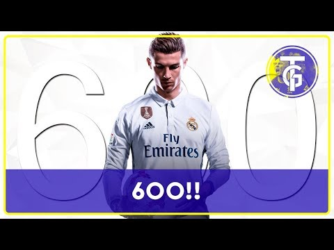 Cristiano Ronaldo ● All 600 Goals 2002 / 2017