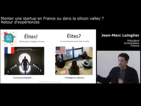 Monter une startup en France ou dans la Silicon Valley ?
