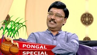 Director & Actor K.Bhagyaraj in Manam Thirumputhe (16/01/2015)