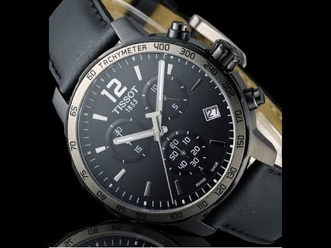 03a5890e04f Tissot Quickster Chronograph unboxing - YouTube