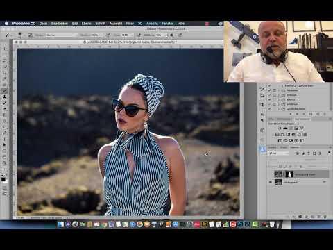 Bilder inhaltsbasiert freistellen in Adobe Photoshop CC