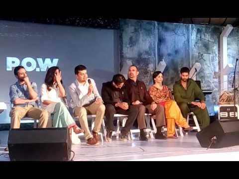 Press Conference of P.O.W. with Nikhil Advani- Part 3