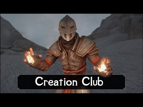 Skyrim's Creation Club is Back… Again! New Dungeons and Armor(Skyrim Creation Club Releases) thumbnail
