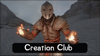 Skyrim's Creation Club is Back… Again! New Dungeons and Armor(Skyrim Creation Club Releases)