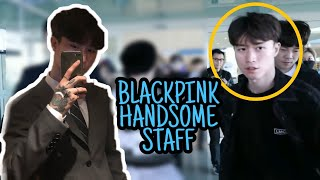 BLACKPINK with their Handsome Staff (Part 3)