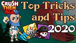 Crush Them All | Top Tricks & Tips Jan 2020