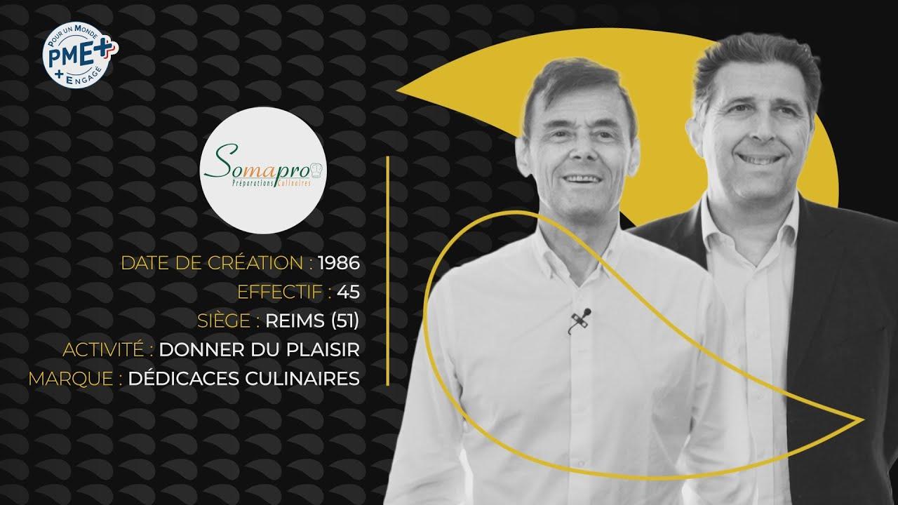 #GresdOr édition 2019 - Somapro avec Metro et Pro à Pro