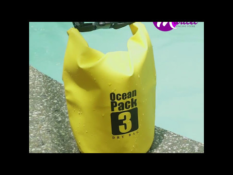 Ocean Pack Outdoor Waterproof Bag / Outdoor Dry Bag