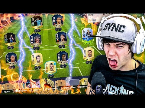 MY 12 MILLION COIN SQUAD!!! - FIFA 18 ULTIMATE TEAM thumbnail