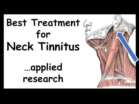 Best Treatment for Neck-Tinnitus --  Somatic-type