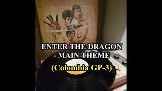 [LP] 이소룡의 용쟁호투 메인 테마 ENTER THE DRAGON - MAIN THEME (Colombia GP-3)