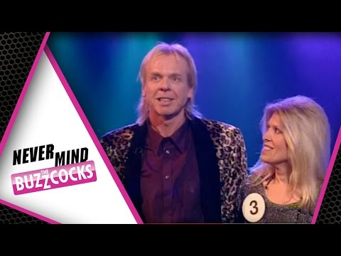 Rick Wakeman Joins The Pickettywitch Identity Parade | Never Mind The Buzzcocks