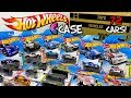 Unboxing Hot Wheels 2018 C Case 72 Car Assortment!