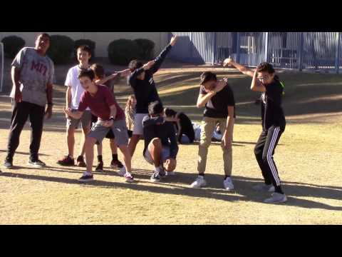 Mannequin Challenge Summit School of Ahwatukee Kickball