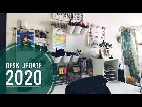 desk-tour-2020---nowe-inspiracje-na-moim-biurku!-❤️