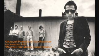 """Watch the moon come down"" - Graham Parker & The Rumour (live)"