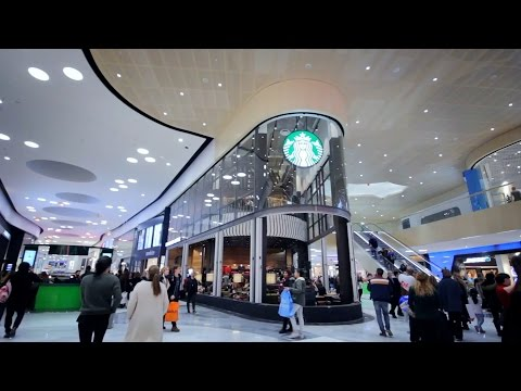 Starbucks Mall of Scandinavia, Stockholm