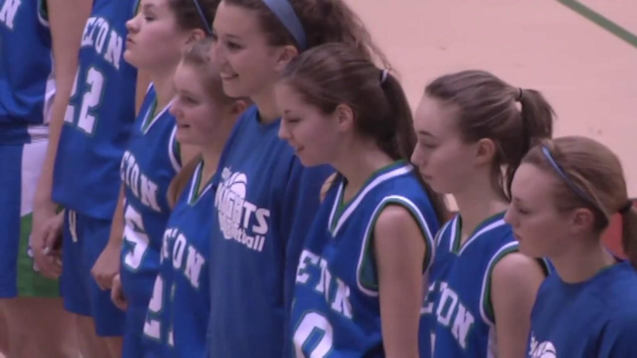 Seton Catholic - Moriah Girls  C Final  3-2-12
