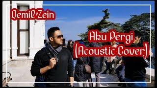 Aku Pergi - Cita Citata (Acoustic Live Version) Cover By Qemil Zein