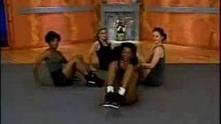 PUM durante um Exercício Físico...na TV