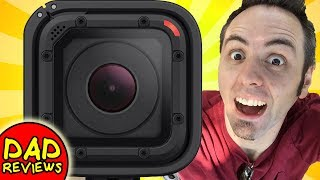GoPro Hero4 Session Video Test & Audio Test | GoPro Hero4 Session Review
