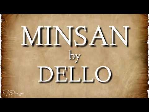 MINSAN (acoustic) by DELLO feat. MEG FERNANDEZ rapkustic session (Lyric Video)