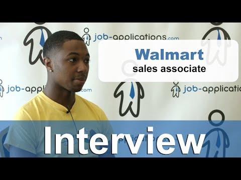 Walmart Sales Associate - Job Description & Salary