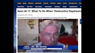 פרופ׳ אלי זומר Maladaptive Daydreaming (MD) on CBS