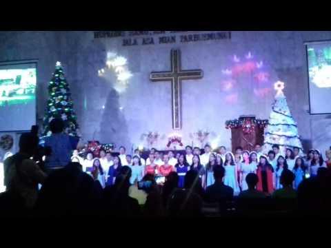Koor Natal Naposo HKBP Rawamangun