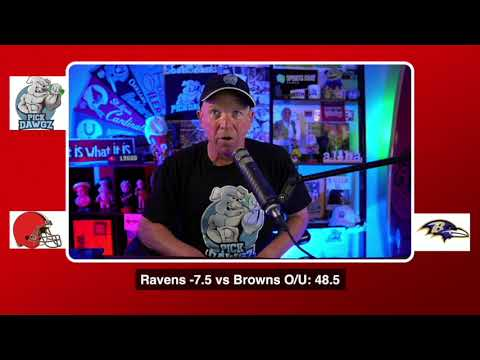 Cleveland Browns vs Baltimore Ravens NFL Pick and Prediction 9/13/20 Week 1 NFL Betting Tips
