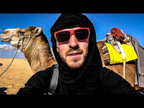 Excursion solo dans le Sahara 🐪  | VLOG 12