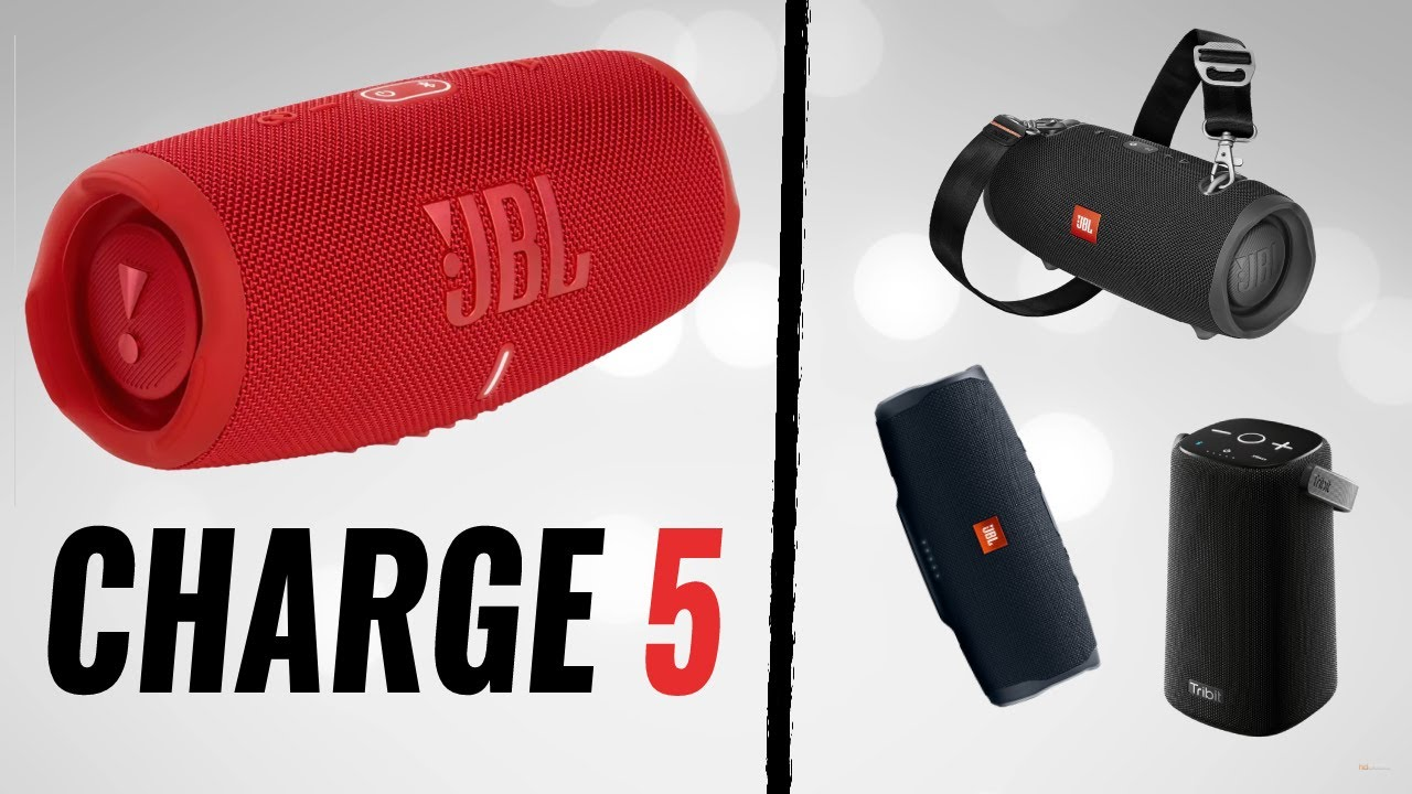 JBL Charge 5 REVIEW vs Charge 4 vs Xtreme 2 vs Tribit StormBox Pro (Indoor & Outdoor Audio Samples)