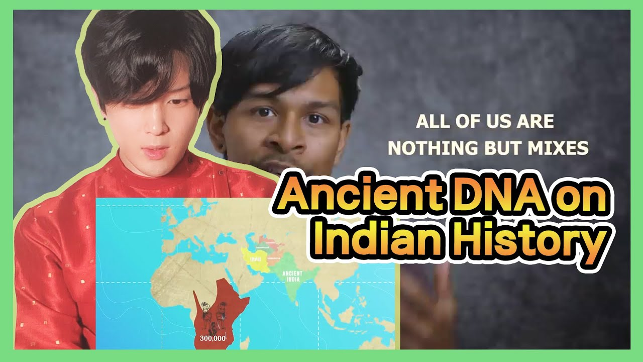 Korean Reacts to 【How Ancient DNA is Rewriting India's History】 | Think English