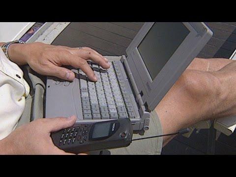 Internet verstehen - Dokumentation von NZZ Format 1995