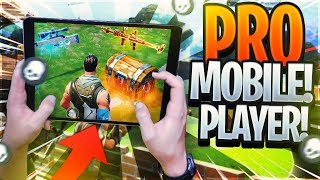 FAST MOBILE BUILDER // 675+ Wins // PRO Fortnite Mobile Player // Fortnite Battle Royale