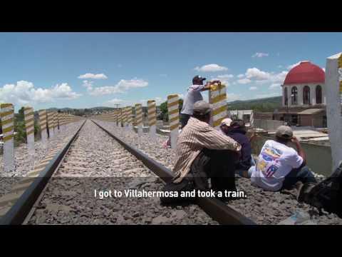 Fleeing Guatemala