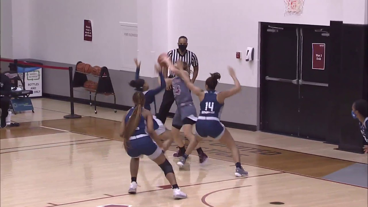 WBB: Rider vs. Saint Peter's Highlights
