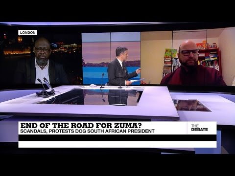 End of the road for Zuma? Scandals, protests dog South African president (part 2)