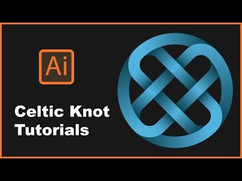 Adobe Illustrator Tutorial: Celtic Knot